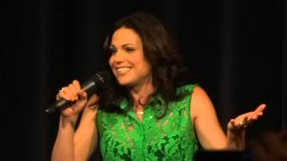 Lana Parrilla singing