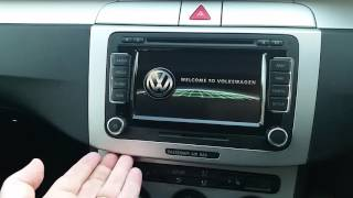 Faulty VW RNS 510 Navigation system (how to repair)