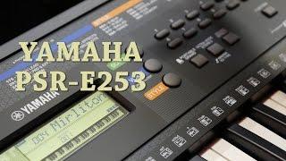 getlinkyoutube.com-Yamaha PSR-E253 Demo at Cranbourne Music