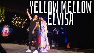 getlinkyoutube.com-Yellow Mellow y Elvisa en Club Media Fest Colombia