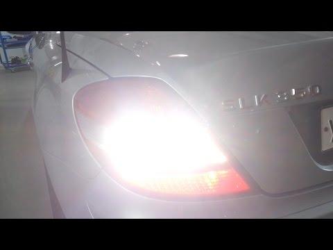 PROBRIGHT Comet T-RL в Mercedes-Benz SLK350