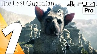 getlinkyoutube.com-The Last Guardian - Gameplay Walkthrough Part 1 - Prologue (Full Game) PS4 PRO