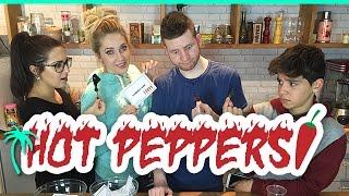 getlinkyoutube.com-Hot Peppers - PALMCAKES