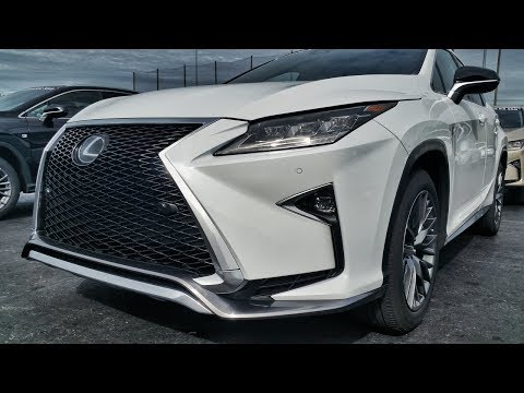 9 Things you never knew about the Lexus RX350
