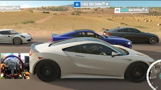 Forza Horizon 3 GoPro Grand Tour Fav Cars Roll Racing Online - 17 'Acura NSX