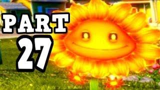 Plants vs Zombies Garden Warfare - Fire Flower Gameplay