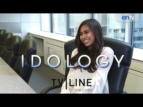 "Jessica Sanchez ""American Idol"" Interview, Part 2 of 2 - IDOLOGY: ENTV"