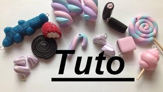 getlinkyoutube.com-Tuto Fimo - Bonbons