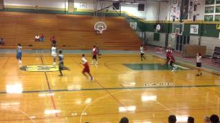 Horlick basketball