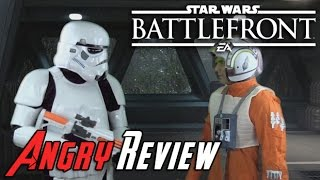 getlinkyoutube.com-Star Wars Battlefront Angry Review