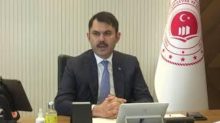 Çevre Bakanı Kurum'dan, Nevşehir ve Kapadokya Değerlendirmesi...