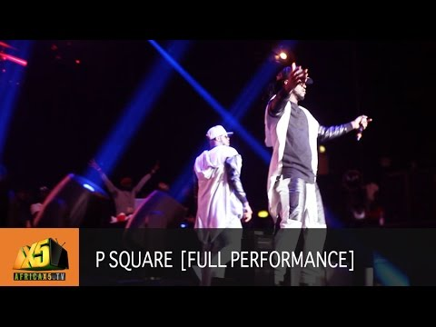 ONE AFRICA MUSIC FEST 2017 | P Square [Full Performance]