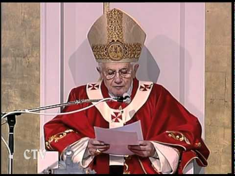 Papal trip to Spain  Benedict XVI urges Western countries to be open to God