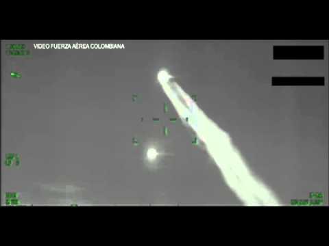 Incursión de aviones rusos TU-160 en Colombia