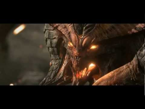 Diablo 3 Cinematic - Diablo vs Archangel Imperius HD (SPOILER-ITA)