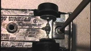 Redline Restoration -  How to Drill Apart a Hot Wheel Redline Car