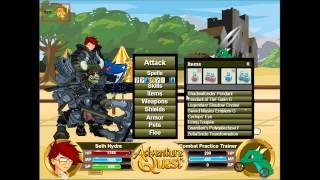 getlinkyoutube.com-=AQ= Golden Giftboxen: Samurai Warlord and the Minotaur Pet