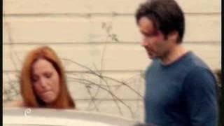 getlinkyoutube.com-Mulder & Scully kiss - XF2 shooting