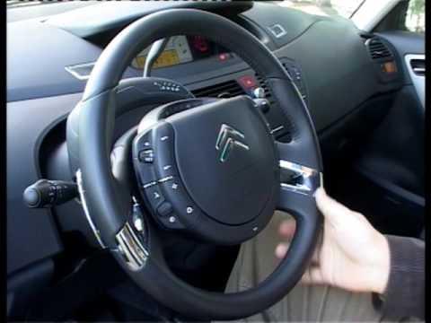 CITROEN C4 PICASSO 2.0i AT IV vs. HDi M5 (2010) TEST AUTO AL DIA.