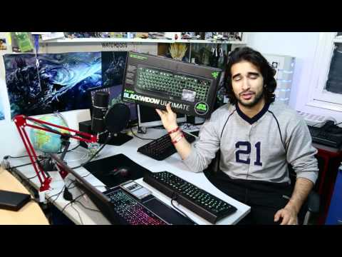 The Winner of RAZER Giveaway !!!