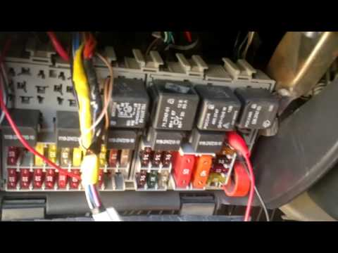 Проблемы с запуском кондиционера лада калина спорт 1 4