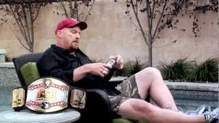 Stone Cold Shoots on CM Punk funny