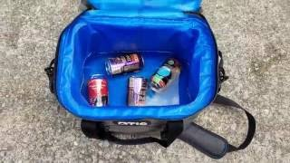 getlinkyoutube.com-RTIC Softpak Cooler Full Review - Float, Melt, Waterproofing & Capacity Tests - Like Yeti Hopper