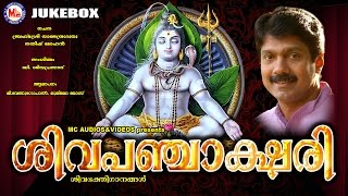 ശിവപഞ്ചാക്ഷരി | SIVA PANCHAKSHARI | Hindu Devotional Songs Malayalam | Shiva Devotional Songs