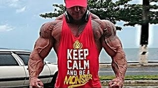 getlinkyoutube.com-Killer Biceps & Triceps Workout - Arm Mass builder w/ Alon Gabbay & Sergi Constance