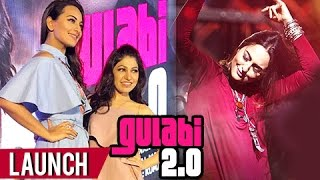 Sonakshi Sinha At Noor Song Gulabi 2.0 Launch  EVENT Full UNCUT