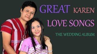 Great Karen Love songs - E&E the Wedding Album