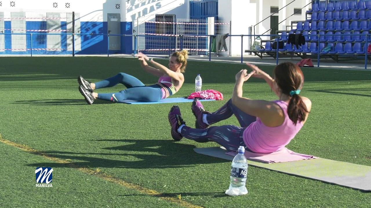 Se activa el deporte en el municipio