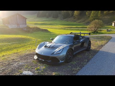 Lotus Exige Cup 380   First drive   October 2017