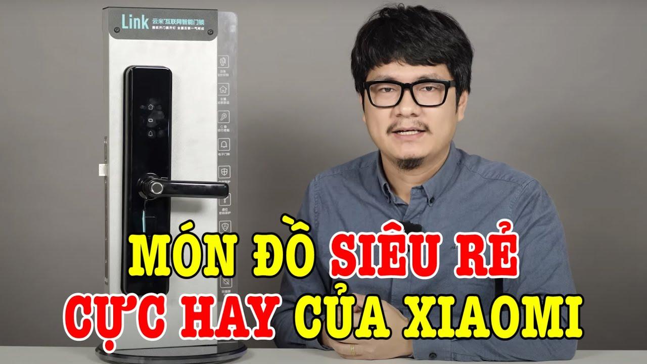 Không thể tin nổi khi Xiaomi bán cái này, GIÁ RẺ KHÔNG TƯỞNG