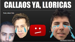 getlinkyoutube.com-CALLAOS YA, LLORICAS. YOUTUBE, BIEN HECHO