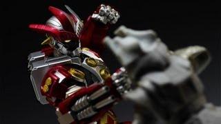 getlinkyoutube.com-ULTRA-ACT ジャンキラー jean-killer action figure