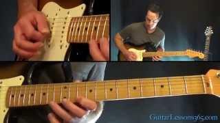 getlinkyoutube.com-The Final Countdown Guitar Solo Lesson - Europe
