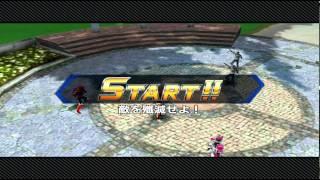 getlinkyoutube.com-Kamen Rider Storm Heroes - Gameplay