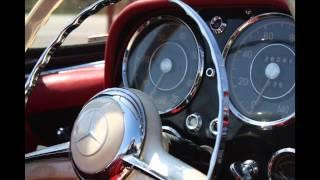 getlinkyoutube.com-1957 Mercedes Benz 190 SL for sale
