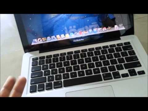 Macbook Pro 2013 -  13.3-inch Led Backlit Widescreen Notebook