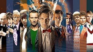 getlinkyoutube.com-Top 10 Doctor Who Doctors