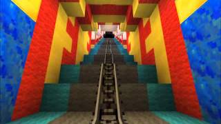 getlinkyoutube.com-Space Mountain Mission:2 sur Minecraft