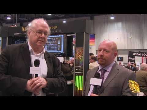 Jeff Berryman gives insight into AES70 standard