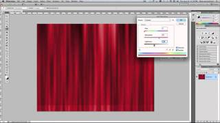 getlinkyoutube.com-Creating a Realistic Stage Curtain 100% in Photoshop by WiderPurpose
