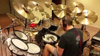 Foreigner - Cold As Ice (drum cover) width=