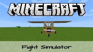 getlinkyoutube.com-Minecraft Mod : สร้างเครื่องบิน - Fight Simulator