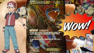 getlinkyoutube.com-포켓몬 카드 에메랄드 브레이크 박스 개봉! 와 EX다! 포켓몬카드 개봉기 1부