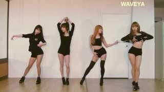 getlinkyoutube.com-Waveya - miss A 미쓰에이 Hush 허쉬 cover dance
