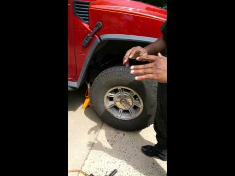 Fixing Hummer H2(10)