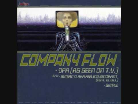 Company Flow - Simple